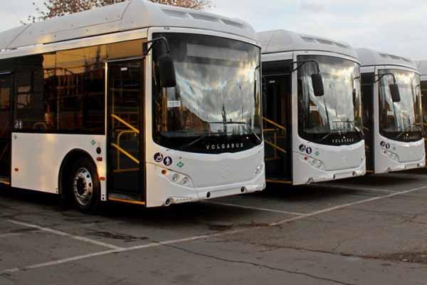 Изменения в городских автобусных маршрутах
