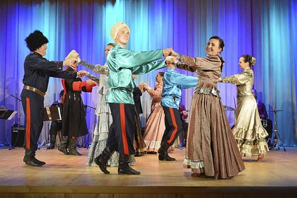 Ежегодный Казачий бал состоится в Доме музыки 25 ноября