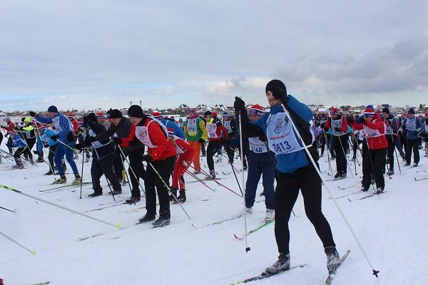 На Лыжню России выйдут семь тысяч липчан