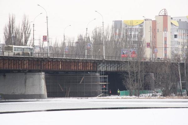 Закрыть Петровский мост в Липецке на реконструкцию планируют ночью с 23 на 24 марта