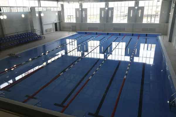 Школьный спортивно-оздоровительный центр с бассейном в 29 микрорайоне открыт для липчан