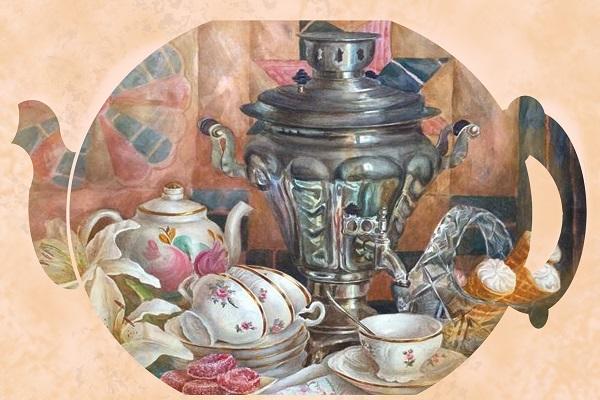 Липчан приглашают на выставку «Немножко о чае и чайничках»