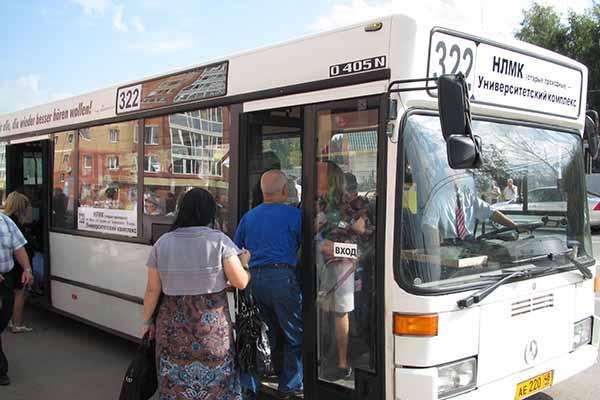 Изменились автобусные маршруты