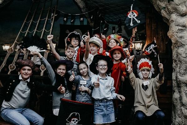 Детский День Рождения в Липецке: новая идея для праздника