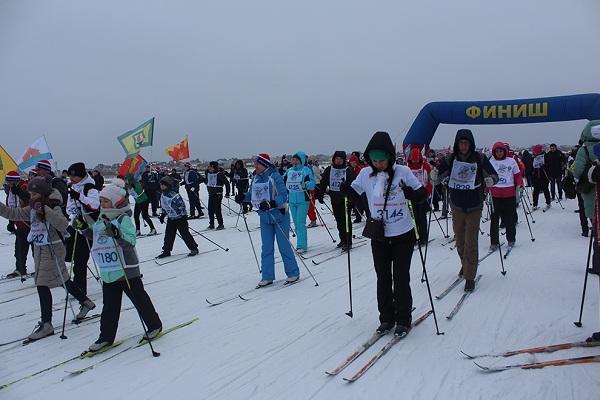 Липчане выйдут на  «Лыжню России - 2019»